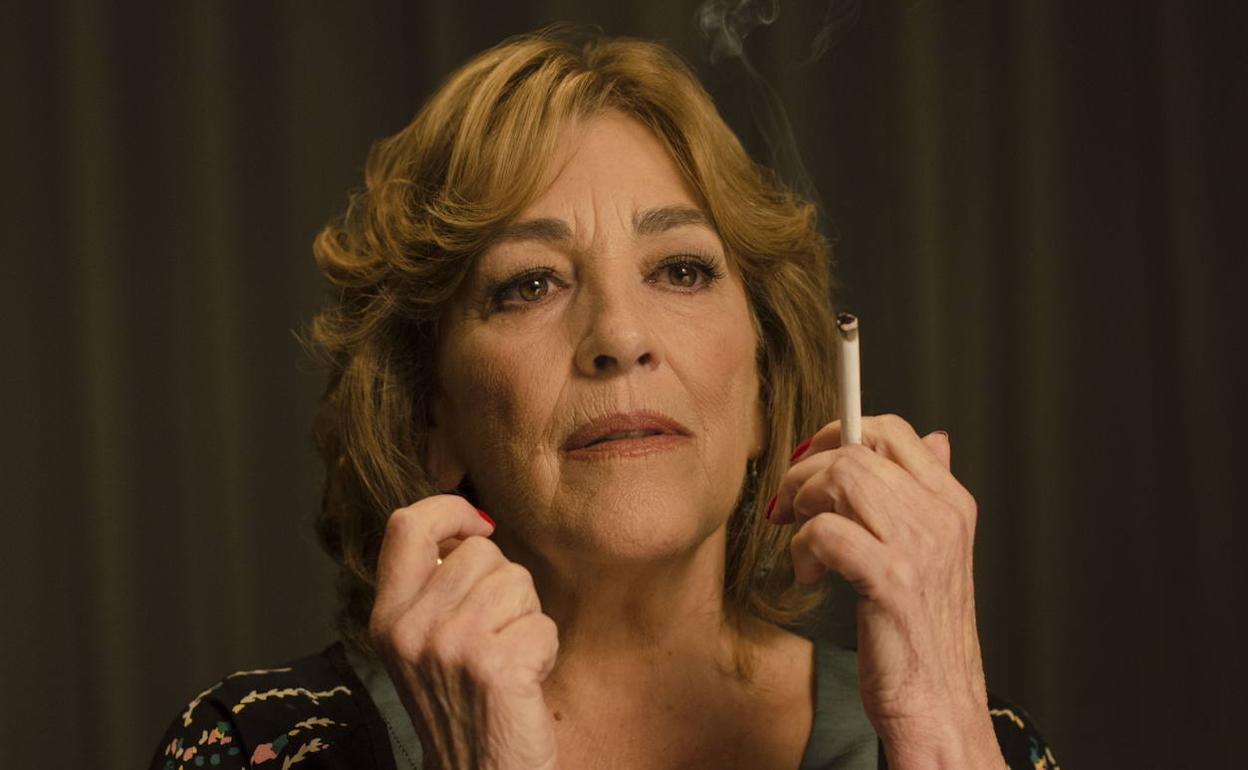 Actriz Porno Productora Television Española carmen maura vuelve a la tele española con 'deudas', serie