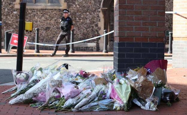 The perpetrator of the deadly attack in Reading had misled his parole officers