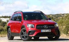 Fotogalería: Mercedes-Benz GLB 200