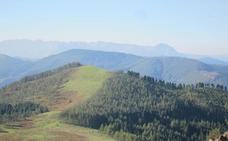 El guardián de la prehistoria, el monte Adarra