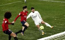 Las mejores imágenes del Osasuna-Real Madrid