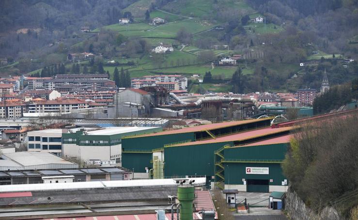 Corrugados Azpeitia, una empresa cerrada desde 2013