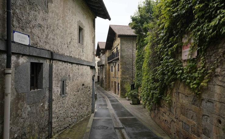 Aia, finalista en el certamen Capital del Turismo Rural 2021