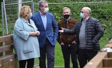 Zubizarreta califica de «noticia muy deseada» la adjudicación de la obra Azkoitia-Urretxu