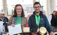 Julen Arburua gana la Champions del queso Idiazabal en Ordizia