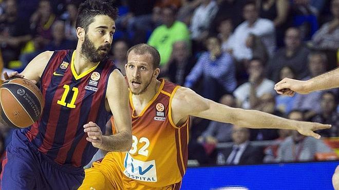 El Barcelona hace valer la lógica con un paseo ante el Galatasaray