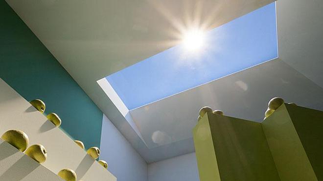 Enciende la luz del sol