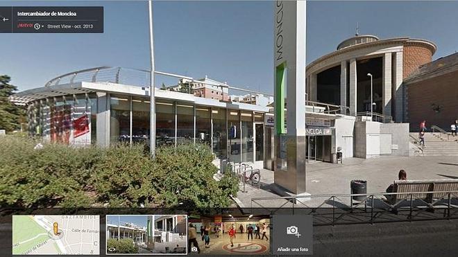 Los intercambiadores madrileños, primeras infraestructuras incluidas en Google Indoor