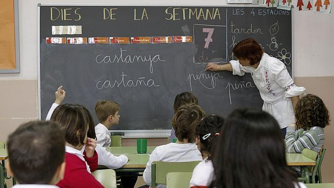 La justicia avala la cuota del 25% de castellano en las escuelas catalanas si un alumno lo pide