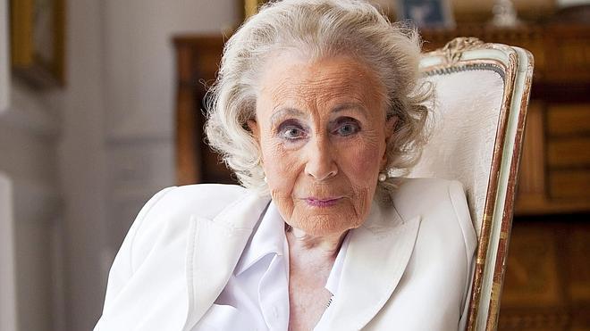 Muere Mercedes Salisachs, la gran dama de las letras españolas