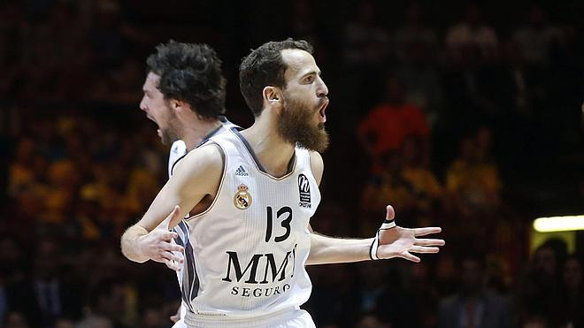 El Madrid se pone a 100 para la final