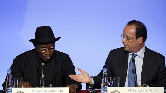 Los líderes africanos se reúnen en París para trazar un plan contra Boko Haram