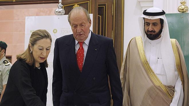 El Rey anima a Arabia Saudí a seguir colaborando con España