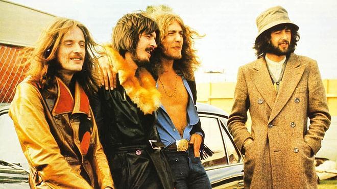 Led Zeppelin se enfrenta a una demanda de plagio por 'Starway to Heaven'
