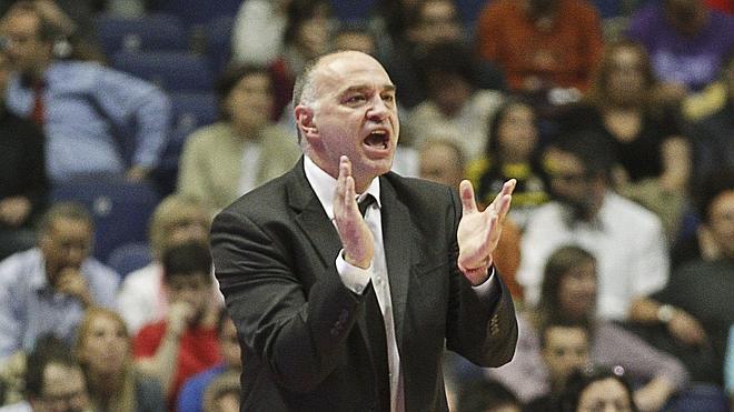 Pablo Laso repite como mejor entrenador de la ACB