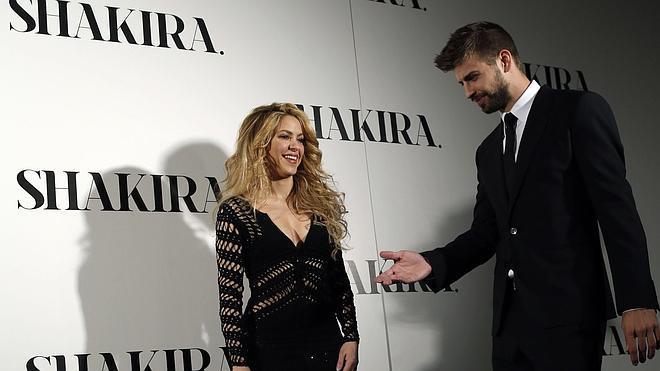 Shakira ficha a su hijo, Neymar, Messi, Piqué y Cesc