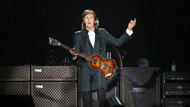 Paul McCartney se recupera tras ser hospitalizado