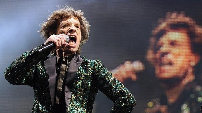 Los Stones reanudan una gira mundial que recalará en Madrid el 25 de junio