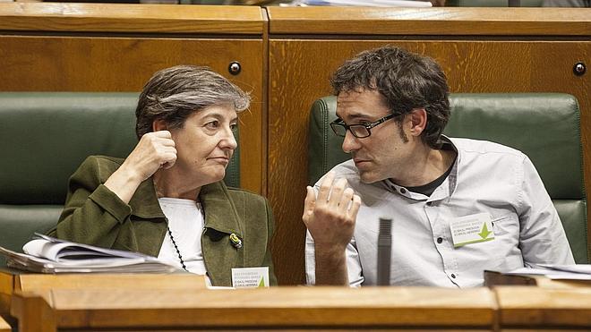 El Parlamento vasco proclama que «Euskal Herria tiene derecho a la autodeterminación»