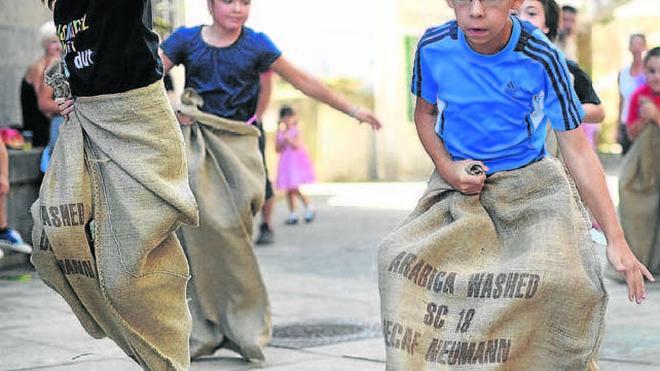 Juegos de calle para fomentar la actividad física