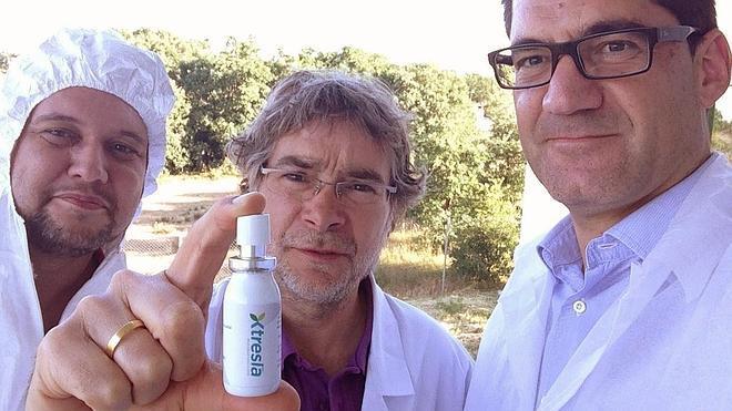 Un spray a base de productos naturales contra el estrés