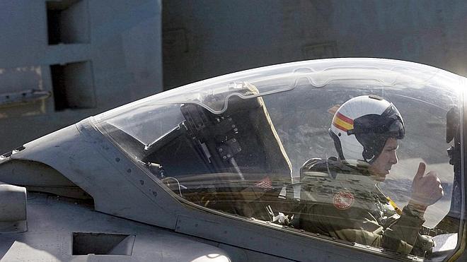 Los movimientos oculares de los pilotos ayudan a detectar la hipoxia