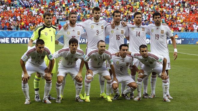 El Mundial de España, uno a uno