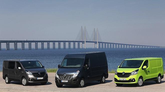 Renault Trafic y Master