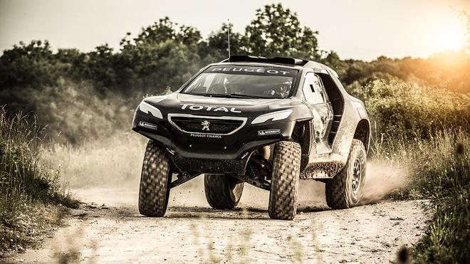 Peugeot empieza la aventura del Dakar con el 2008 DKR