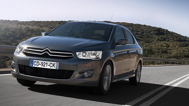 Citroën C-Elysée Millenium, la versión más completa