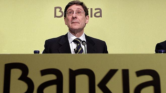 Bankia insiste en que devolverá las ayudas públicas