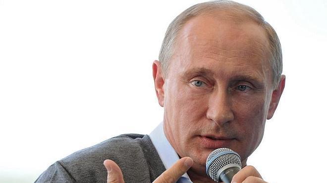 Putin elogia a Poroshenko, «un socio con quien se puede dialogar»