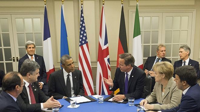 La OTAN subraya que la comunidad internacional tiene la obligación de parar al EI en Irak