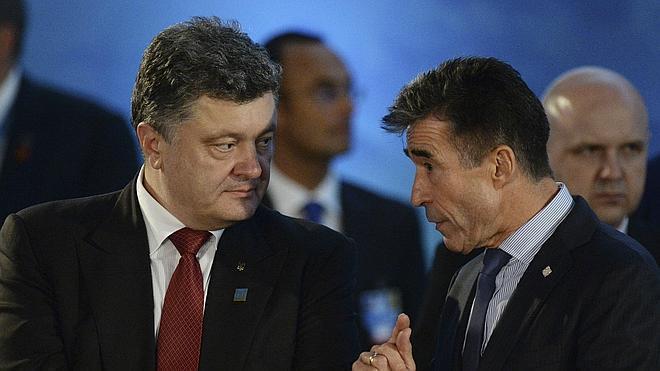 La OTAN subraya su compromiso con Ucrania y alza el tono frente a Rusia