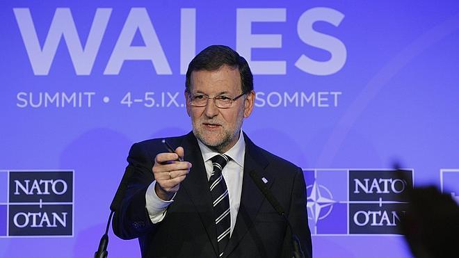 Rajoy ofrece la disposición de España contra la «gravísima» amenaza yihadista