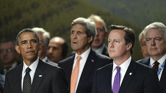 EE UU formará una coalición contra EI pero descarta enviar efectivos terrestres