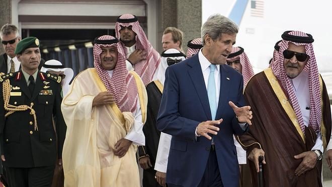 Diez países árabes lucharán junto a EE UU contra el Estado Islámico