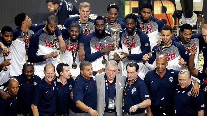 Estados Unidos logró mucho más que una medalla de oro