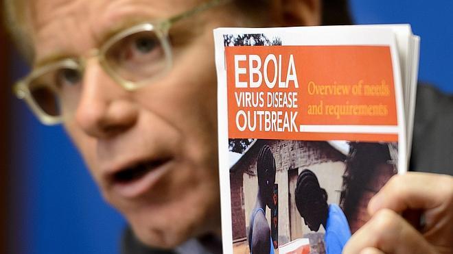 La OMS dice que el brote de ébola, con 2.461 muertos, no tiene «parangón»
