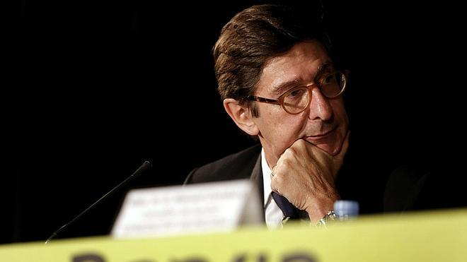 Bankia logra plusvalías de 66,5 millones tras vender su 2,99% en Mapfre