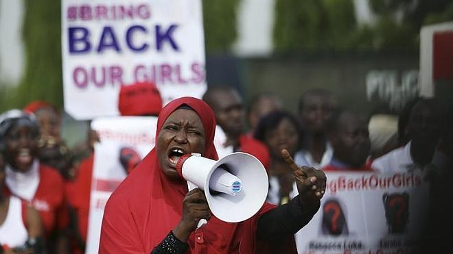 Las más de 200 niñas secuestradas por Boko Haram están repartidas por cinco países africanos