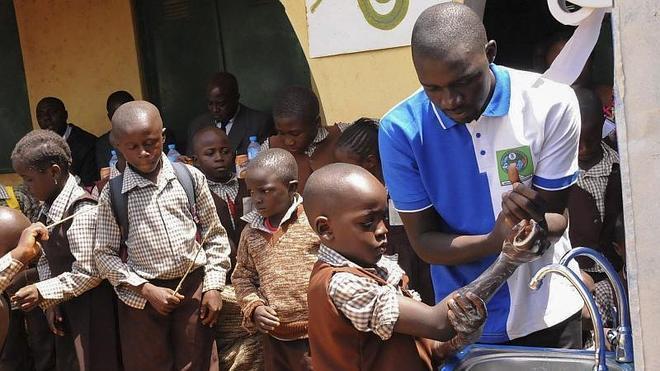 Nigeria derrota al ébola