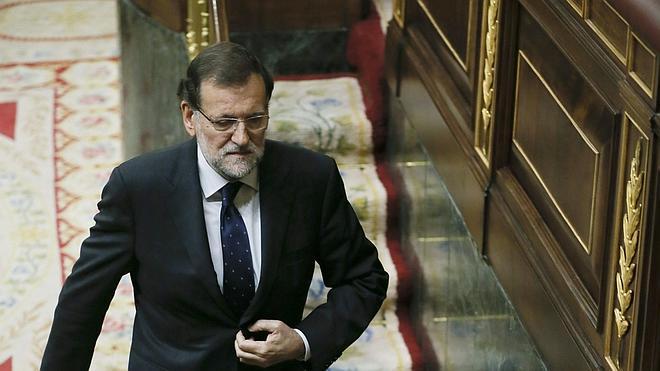 Rajoy elude otra vez pronunciarse sobre la imputación de Acebes