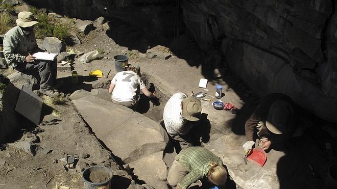 Hallan en Perú asentamientos de más de 12.000 años de antiguedad a gran altitud