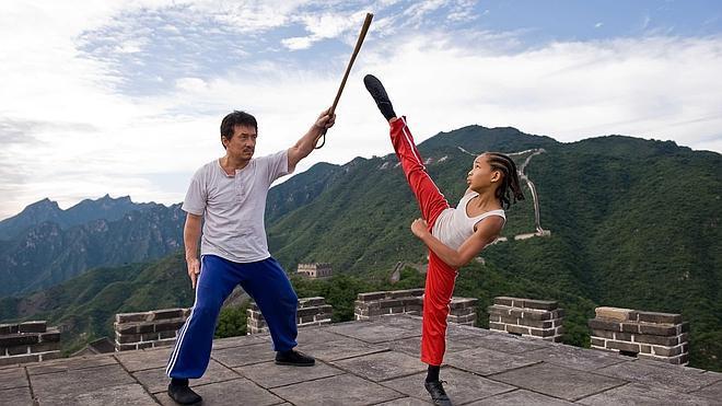 Antena 3 empieza el año con un patadón gracias a 'The Karate Kid'