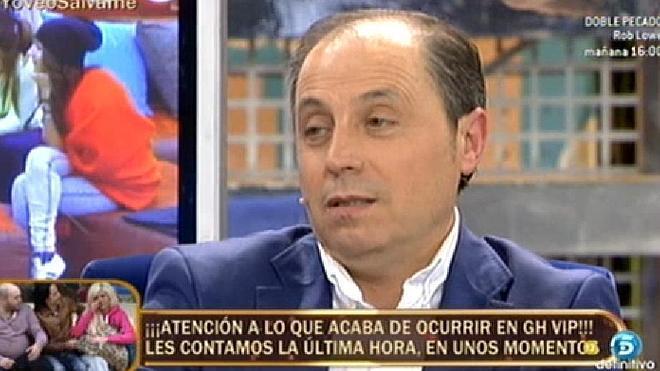 El marido de Olvido entra en el juego de Telecinco