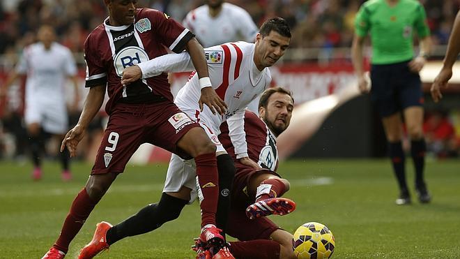 El Sevilla vuelve a la senda del triunfo