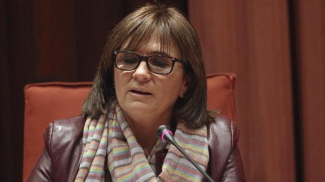 Marta Pujol admite que consiguió once contratos de la Generalitat sin concurso