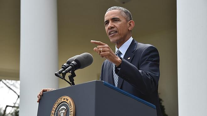 Obama: «El acuerdo evita cualquier riesgo de una guerra nuclear»