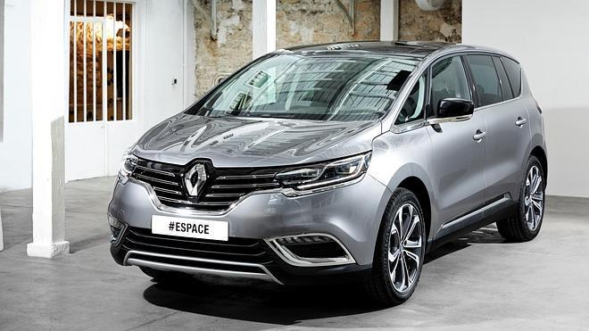 El nuevo Renault Espace obtiene cinco estrellas en seguridad Euro NCAP